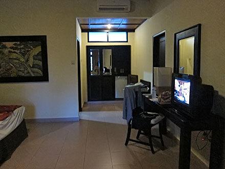 べノアの中級ホテル、マタハリ・タービットに泊まってきました!