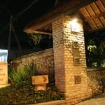"""バリ島グルメ: ジンバランっぽくないガーデンレストラン""""Asam Garam Restaurant"""""""