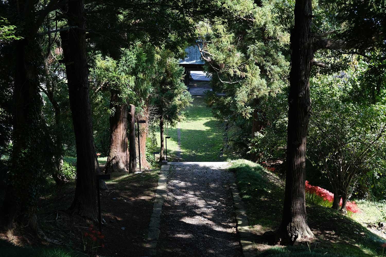 長谷観音 下の門