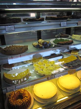 バリ島バリブッダのケーキ