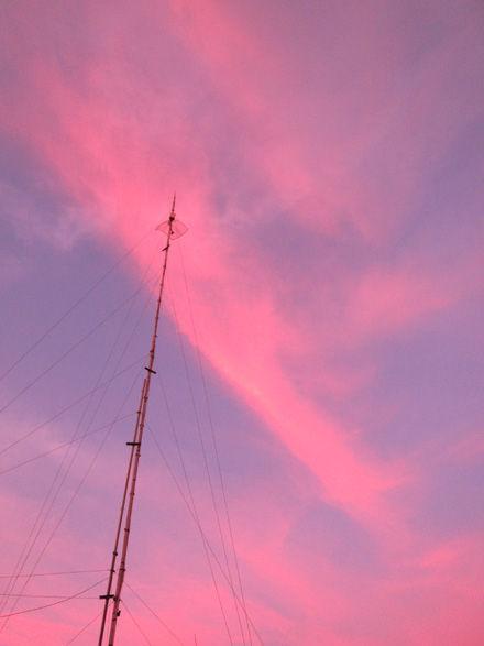 バリ島夕日