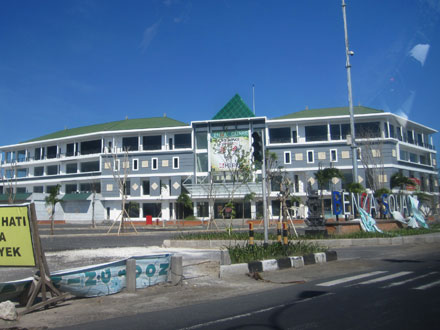 バリ島ベノアスクエア