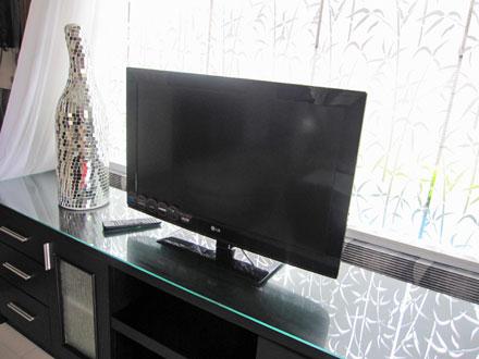 プールヴィラテレビ