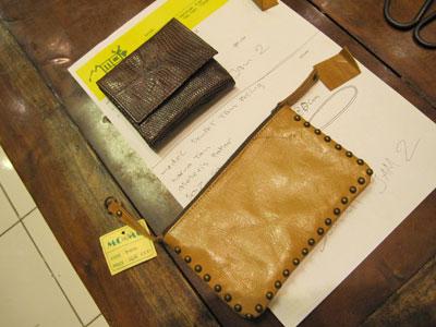 バリ島革製品モモ6