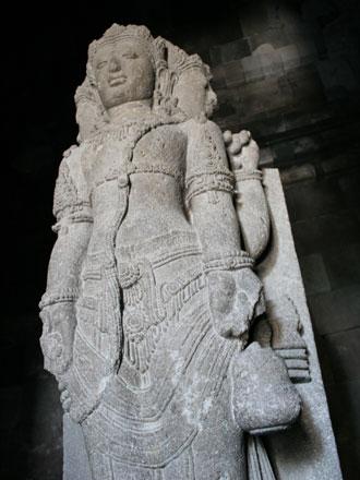 ブラフマ像