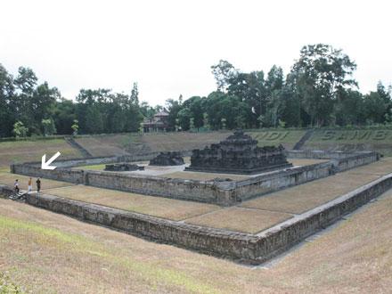 サンビサリ寺院1