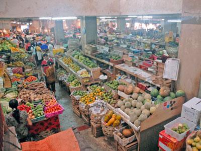 バドゥン市場7