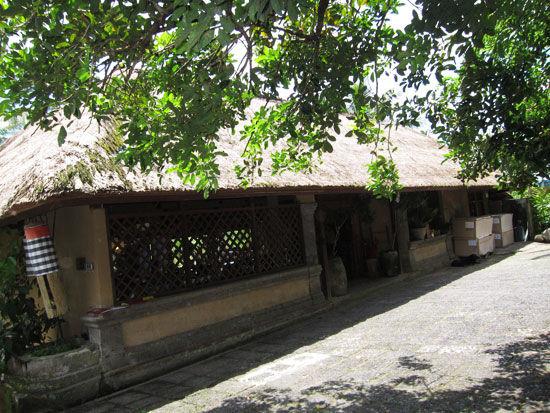バリ島カンプンカフェ (1)