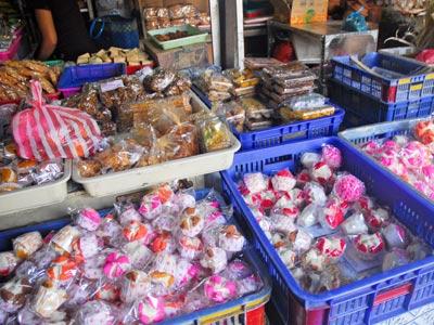 バドゥン市場2