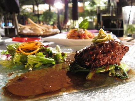 クラパの和牛ステーキ