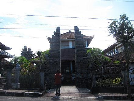 ウブド・考古学博物館 (1)