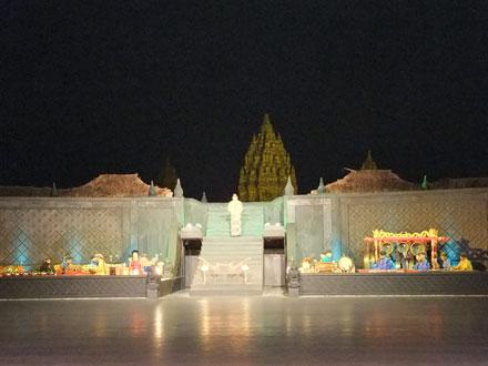 ラーマーヤナ・ステージ