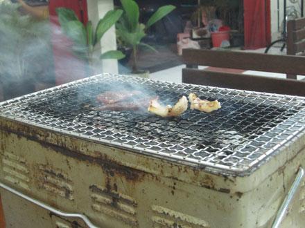 焼き肉・天壇