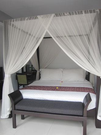 バリ島ビダダリヴィラ・1ベッドルーム