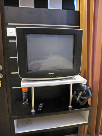 ルーム内テレビ