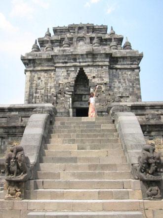 ムンドット寺院1