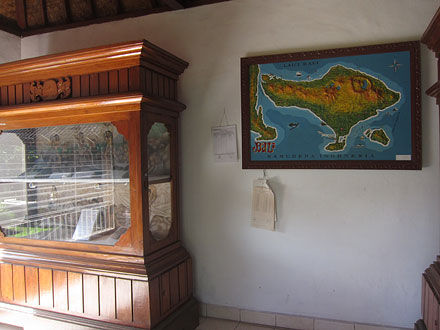 ウブド・考古学博物館 (2)