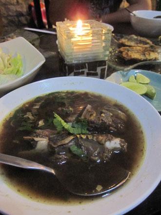 バリ島牛肉スープ