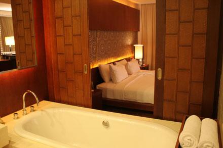 バリ島ペチャトゥホテル