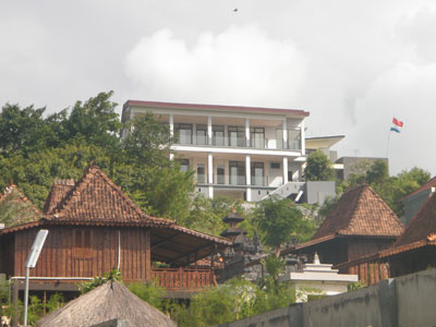 バリ島住宅1