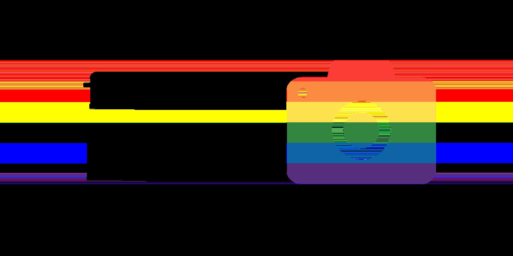 free love lgbt logo