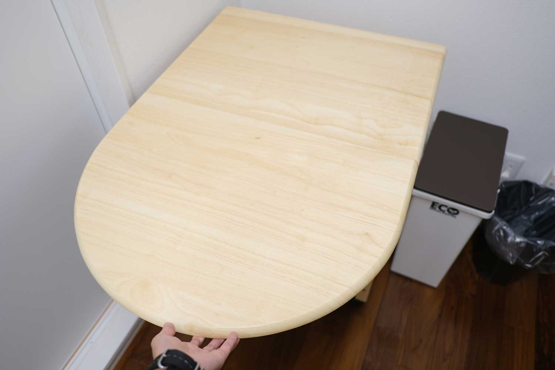 テーブルにもなる運搬台