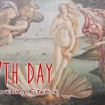 イタリア17日目・フィレンツェ ウフィツィ美術館