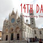 イタリア14日目・シエナ大聖堂