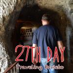 イタリア27日目・ホテル移動 & 地下洞窟ツアー