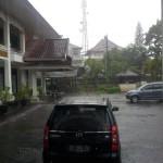 雨が多いよね、最近