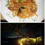 ペペネロで週末ディナー