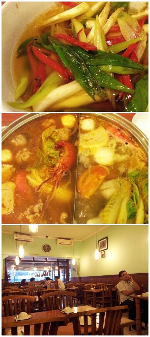 ラオタは香港風鍋も美味しいよ