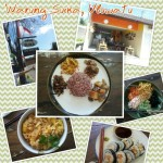 Japanese food: Warung Suika
