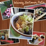 Japanese food: Warung Satsuma